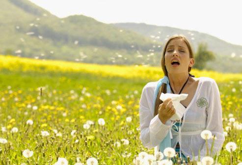 حساسیت بهاره