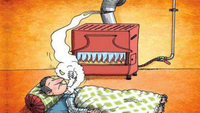 مسمومیت با منوکسید کربن (1)