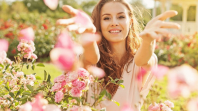 مراقبتهای پوست در فصل بهار