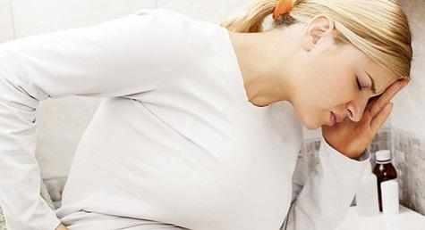 تهوع دوران بارداری