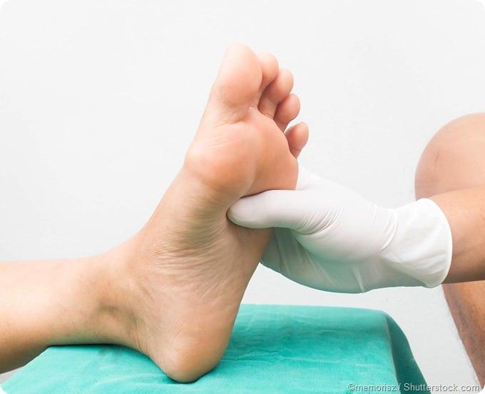 پا دردهای دیابتی